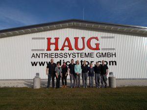 Das HAUG-Team